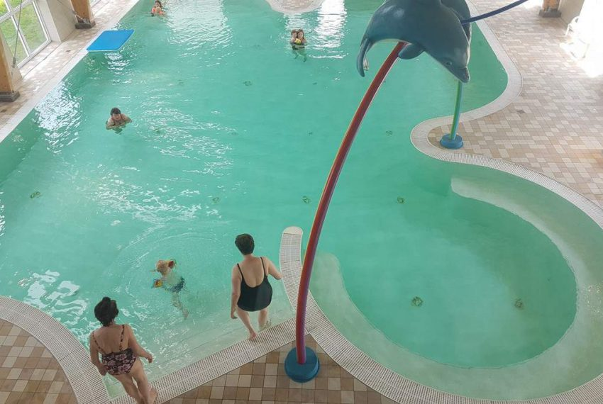 Binnenzwembad Nieuwvliet