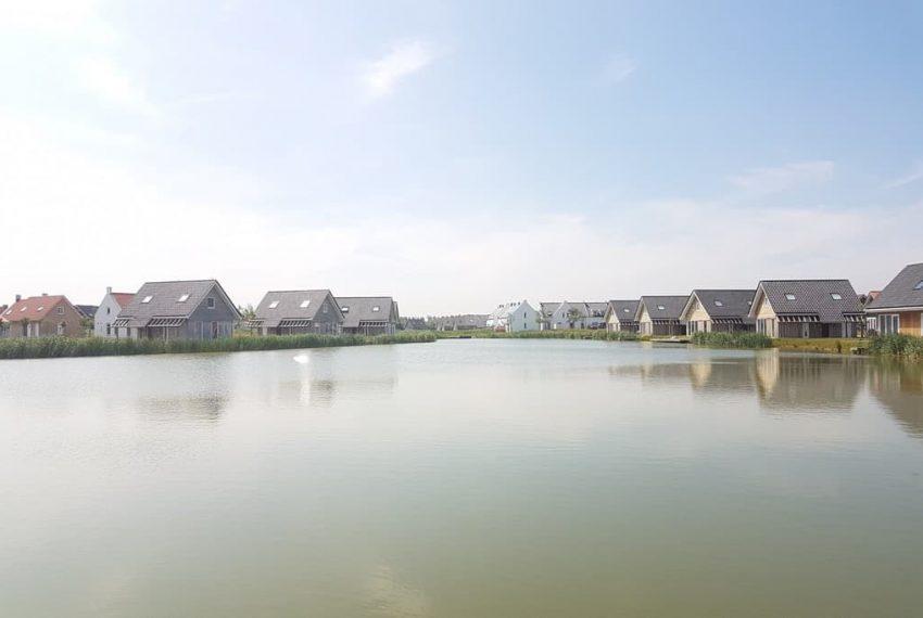 Recreatie plas Landal Nieuwvliet-bad