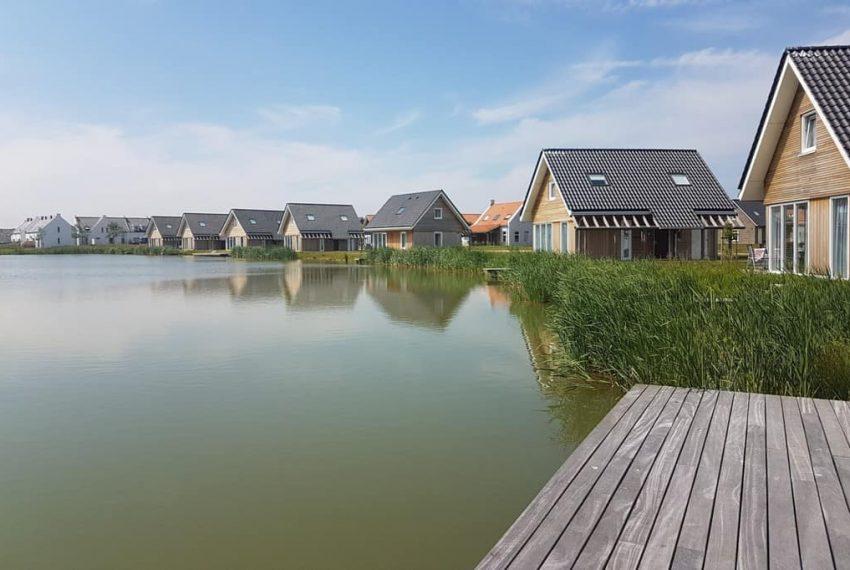 Recreatieplas Nieuwvliet-bad