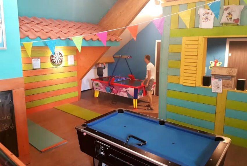 Speelhal Vakantiehuis Nieuwvliet