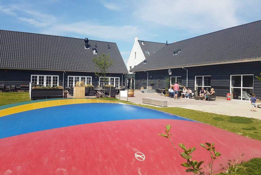 Springkussen Nieuwvliet-bad