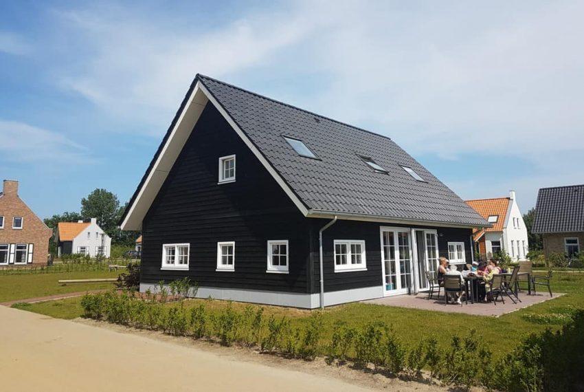 Vakantie Nieuwvliet