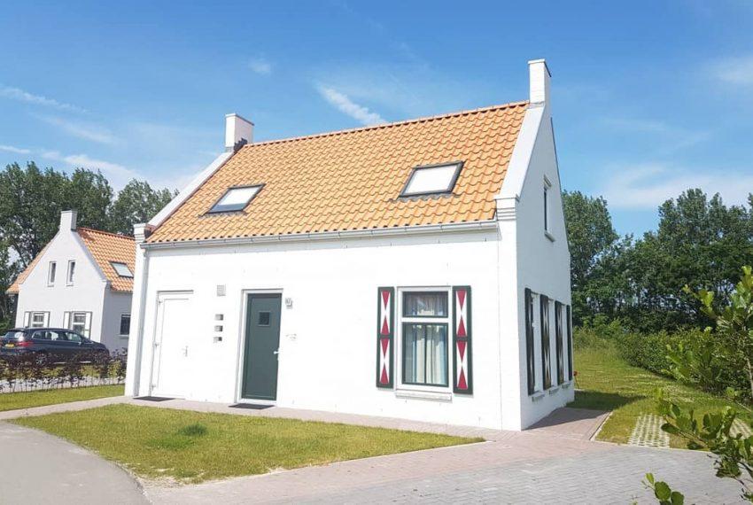 Vakantiehuisje Nieuwvliet-bad