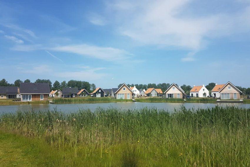Vijver Landal Nieuwvliet