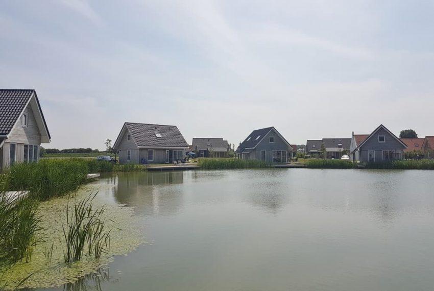 Visvijver Landal Nieuwvliet-bad
