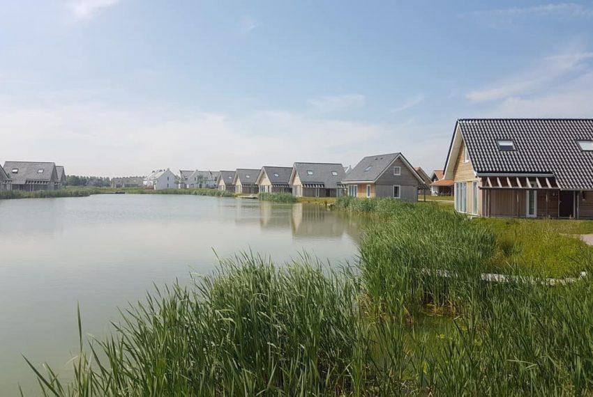 Visvijver Nieuwvliet-bad