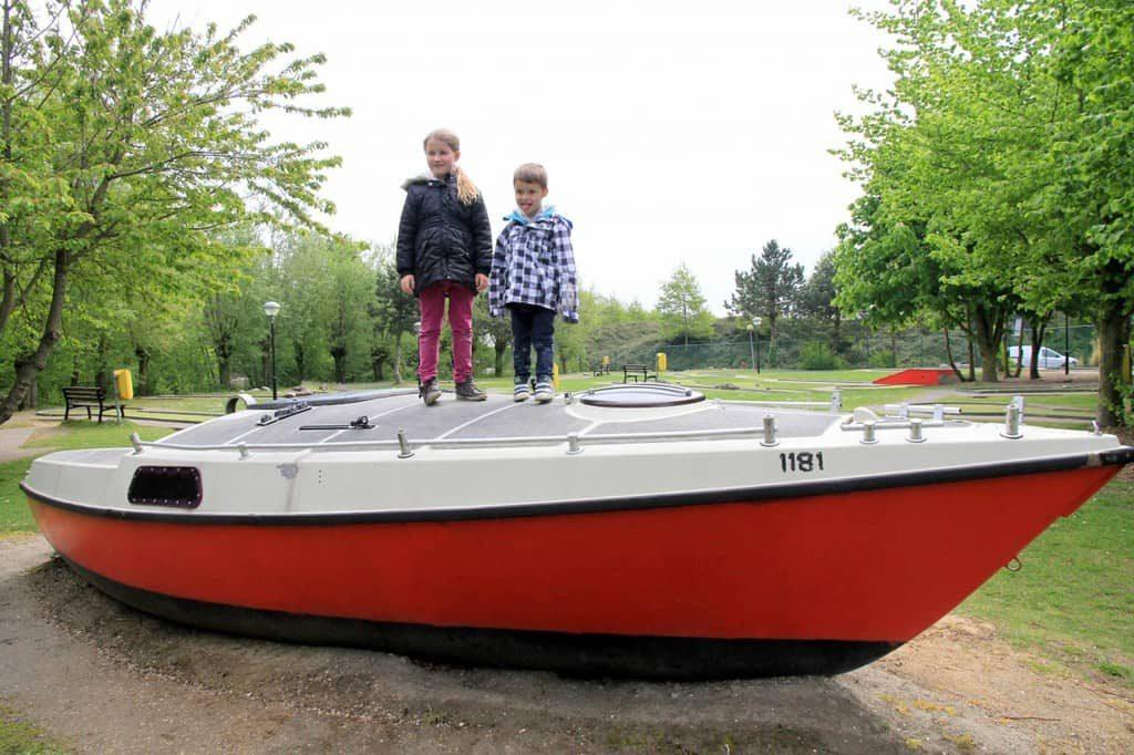 Kinderen Sunparks De Haan Aan Zee (50)