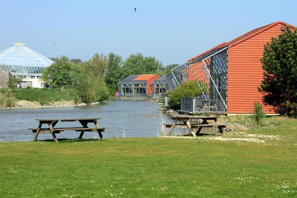 Nieuwe huisjes Sunparks De Haan Aan Zee (33)