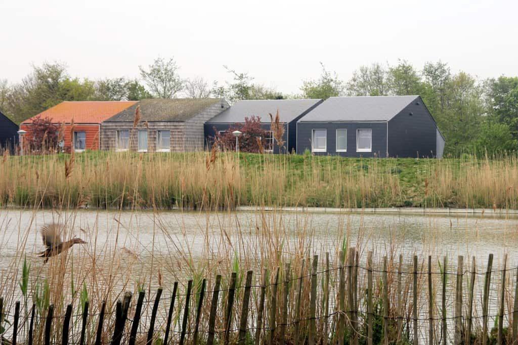 Nieuwe huisjes Sunparks De Haan Aan Zee (34)
