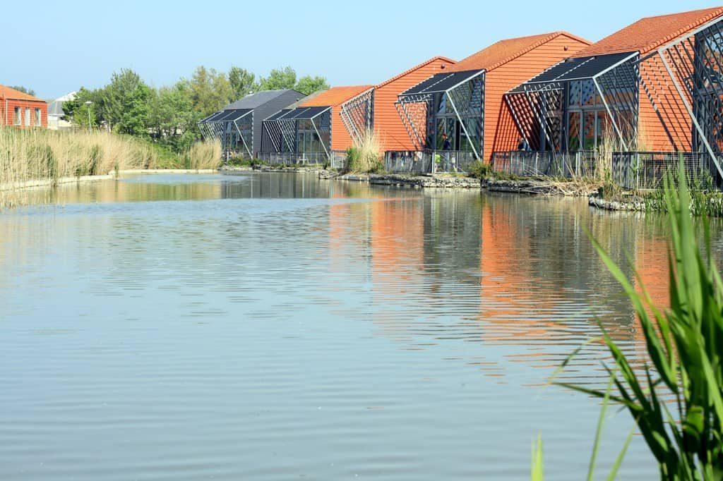 Nieuwe huisjes Sunparks De Haan Aan Zee (36)
