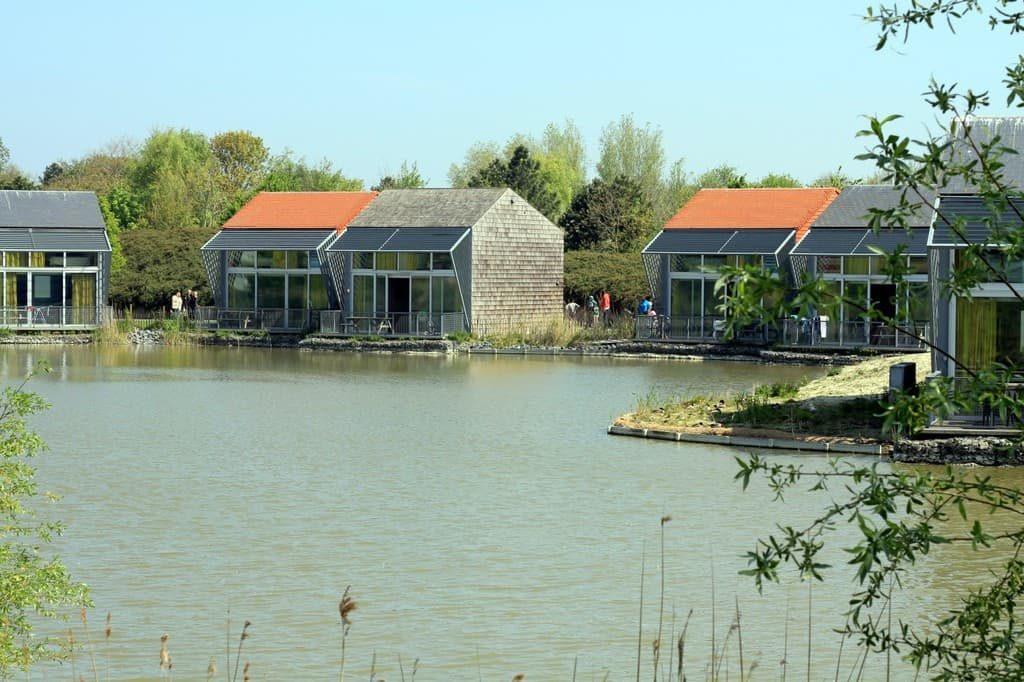 Nieuwe huisjes Sunparks De Haan Aan Zee (37)