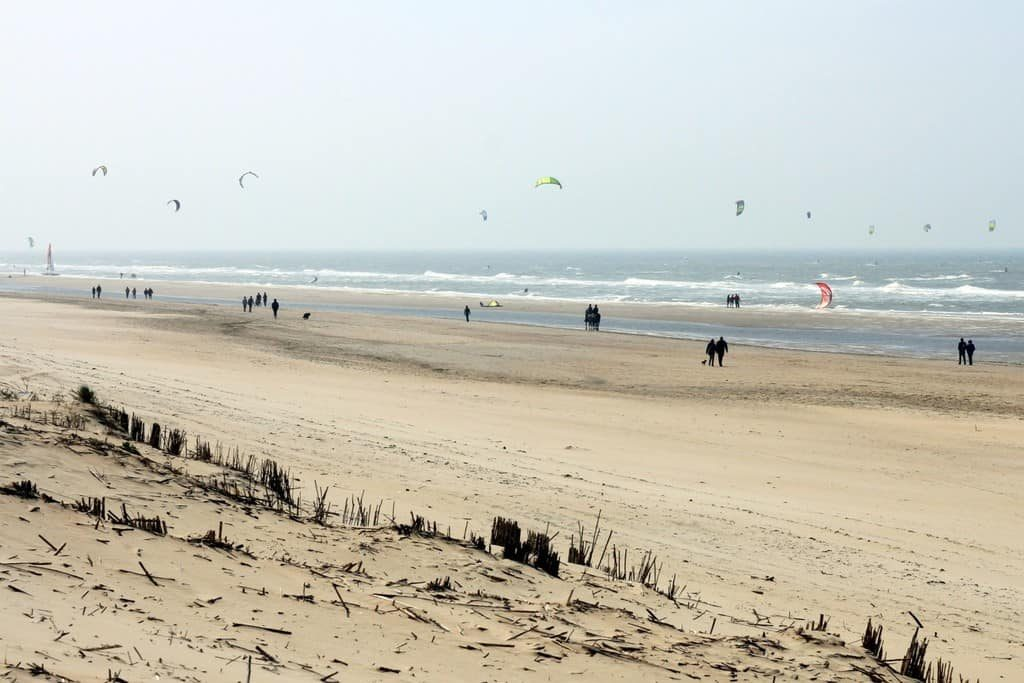 Strand Sunparks De Haan Aan Zee (40)
