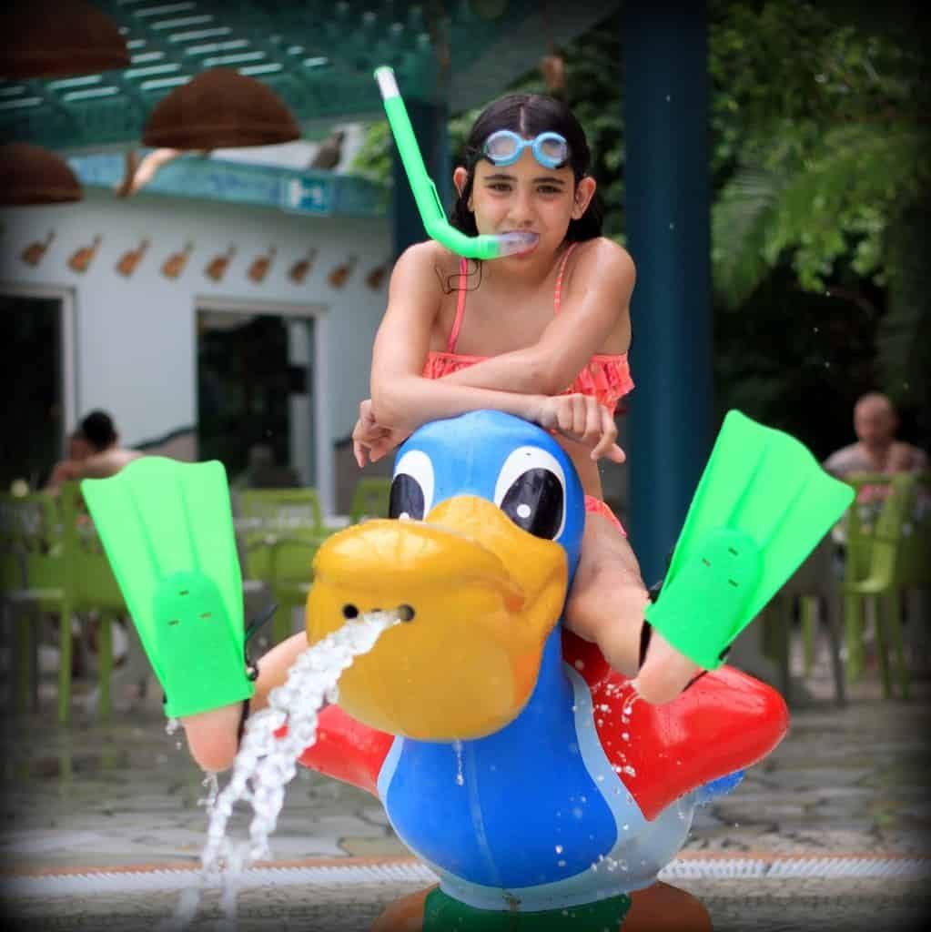 Zwembad Sunparks De Haan Aan Zee (75)
